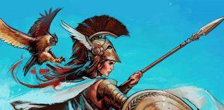 diosa atenea
