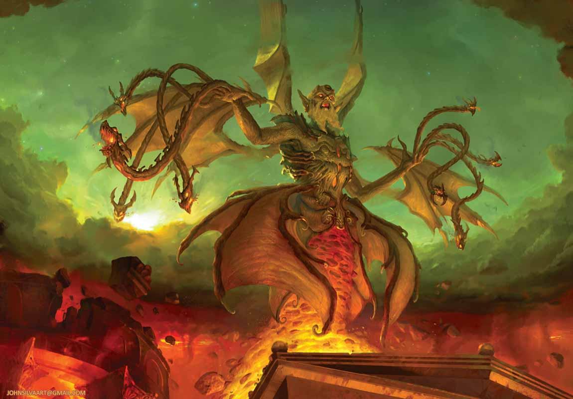 Typhon el más terrible de todos los monstruos.   Mitos Clásicos ⚡