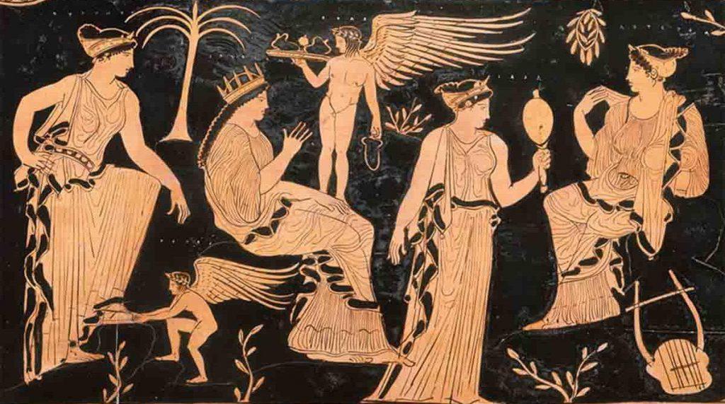 asteria diosa de las estrellas