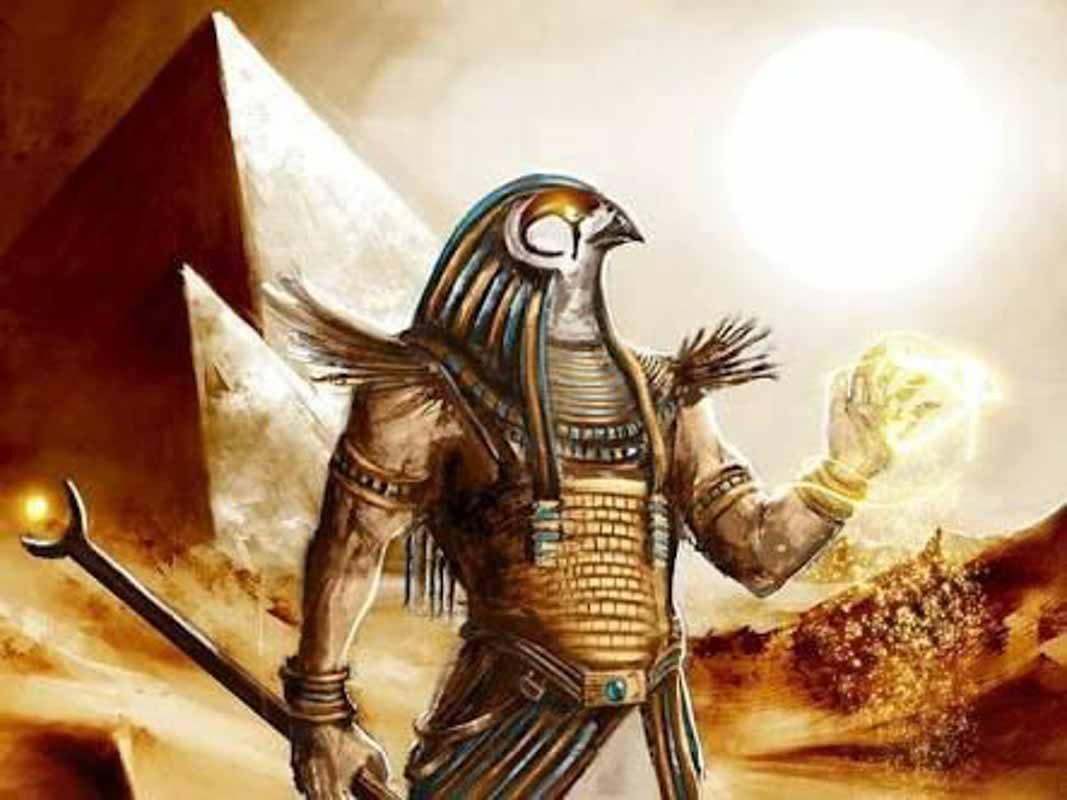 dios horus