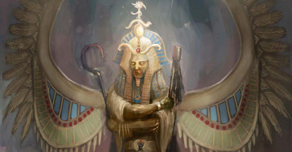 dios osiris